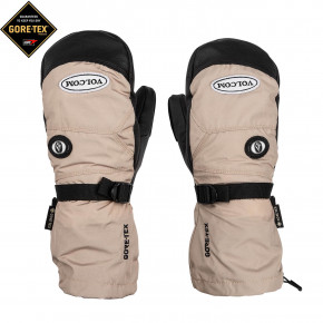 Go to the product Gloves Volcom 91 Gore-Tex Mitt khaki 2020/2021