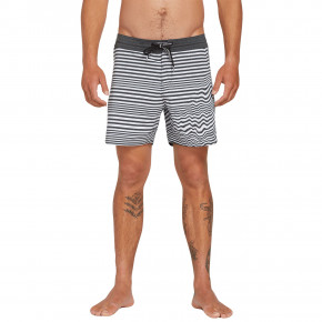 Go to the product Boardshorts Volcom Aura Stoney 16 black white 2019