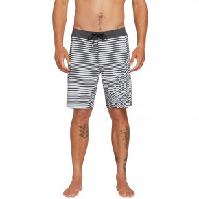 Go to the product Boardshorts Volcom Aura Stoney 19 black white 2019
