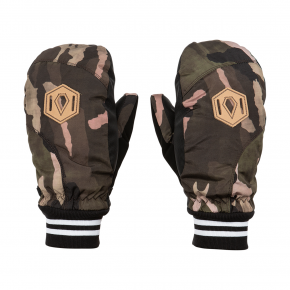 Go to the product Gloves Volcom Bistro Mitt faded army 2019/2020