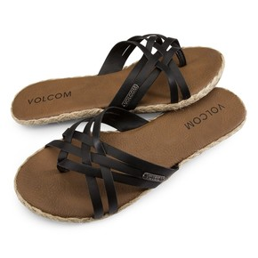 Go to the product Flip-Flops Volcom Check In black 2016