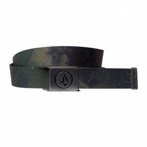 Go to the product Belt Volcom Circle Web camouflage 2018