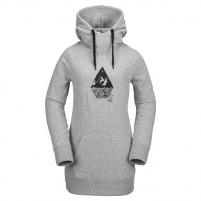 Prejsť na produkt Volcom Costus P/over Fleece heather grey 2018/2019