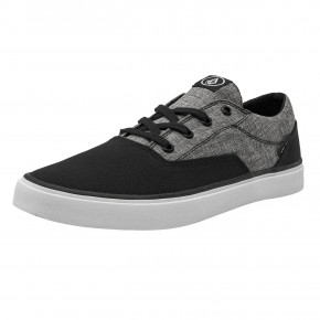 Go to the product Sneakers Volcom Draw Lo heather black 2019
