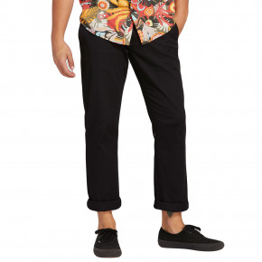 Go to the product Pants Volcom Frickin Modern Stretch black 2019