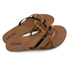 Go to the product Flip-Flops Volcom New School cheetah 2017
