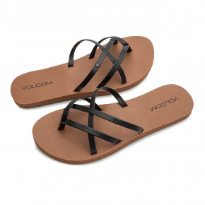 Go to the product Flip-Flops Volcom New School II black 2020