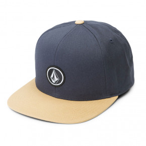 Go to the product Cap Volcom Quarter Twill midnight blue 2018