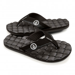 Go to the product Flip-Flops Volcom Recliner black/white 2019