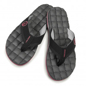 Go to the product Flip-Flops Volcom Recliner graphite 2019