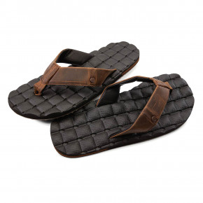 Go to the product Flip-Flops Volcom Recliner Leather vintage brown 2020