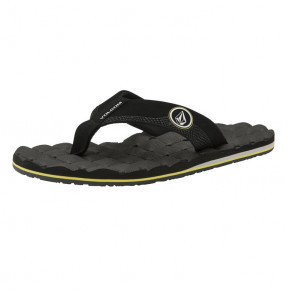 Go to the product Flip-Flops Volcom Recliner sulfur black 2018