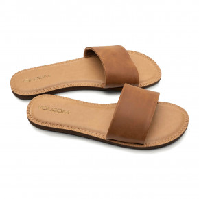Go to the product Volcom Simple Slide tan 2020