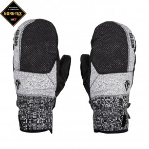 Go to the product Gloves Volcom Stay Dry Gore-Tex Mitt black check 2020/2021