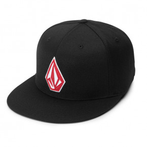 Go to the product Cap Volcom Stone Stack Jfit spark red 2018