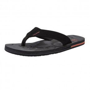 Go to the product Flip-Flops Volcom Victor black rinser 2018