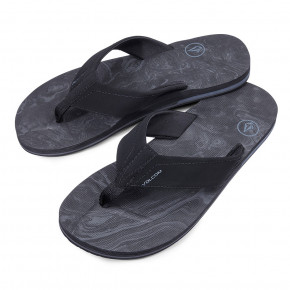 Go to the product Flip-Flops Volcom Victor grey blue 2019