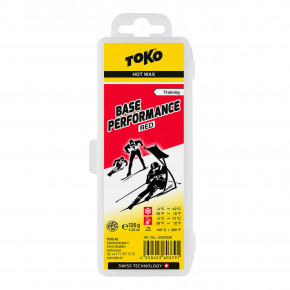 Go to the product wax Toko Base Performance 120G red