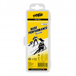 Go to the product wax Toko Base Performance 120G yellow