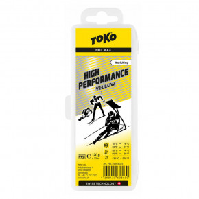 Go to the product wax Toko High Performance 120G yellow