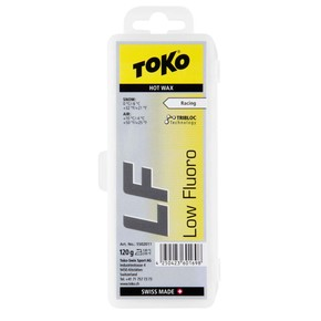 Go to the product wax Toko Lf Hot Wax 120G yellow