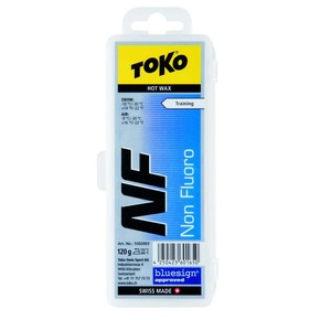 Go to the product wax Toko Nf Hot Wax 120G blue