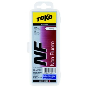 Go to the product wax Toko Nf Hot Wax 120G red