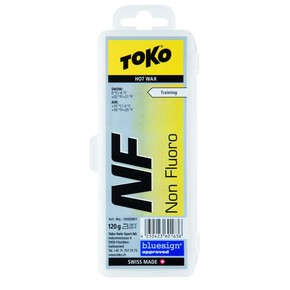 Go to the product wax Toko Nf Hot Wax 120G yellow