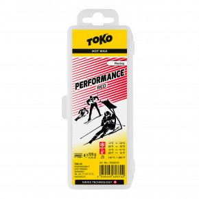 Go to the product wax Toko Performance 120G red