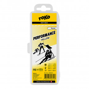 Go to the product wax Toko Performance 120G yellow