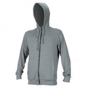 Go to the product O'Neill Hybrid L/S Full Zip Sun Hoodie cool grey/cool grey 2018