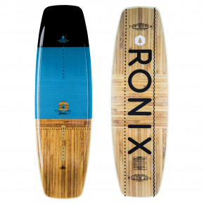 Go to the product Wakeboard Ronix Top Notch black/blue/wood 2019