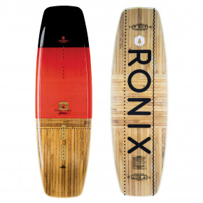 Přejít na produkt Wakeboard Ronix Top Notch black/caffeinated/wood 2019