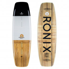 Prejsť na produkt Wakeboard Ronix Top Notch black/white/wood 2019