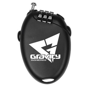 Go to the product Lock Gravity Snb Lock black