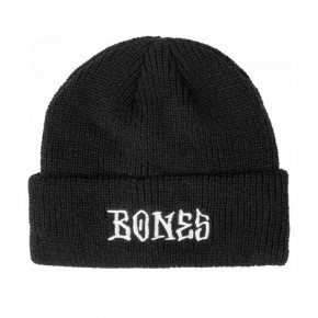 Go to the product Beanies Bones Stitch black 2018