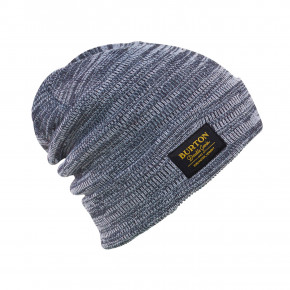 Go to the product Beanies Burton Kactusbunch Tall mood indigo/stout white marl 2018/2019