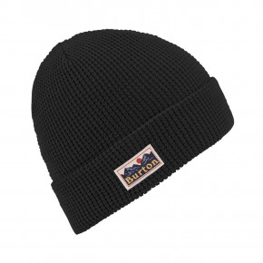 Go to the product Beanies Burton Waffle true black 2018/2019