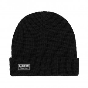 Go to the product Beanies Burton Waffle true black 2019/2020