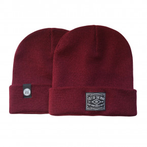 Go to the product Beanies Cult Of The Road Basic Beanie wine 2019