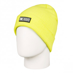 Go to the product Beanies DC Label safety yellow 2019/2020