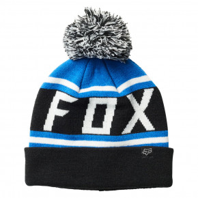 Go to the product Beanies Fox Throwback black/blue 2018