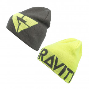 Go to the product Beanies Gravity Logo Reversible grey/lime 2019/2020