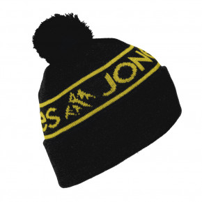 Go to the product Beanies Jones Chamonix heather black/mustard 2019/2020