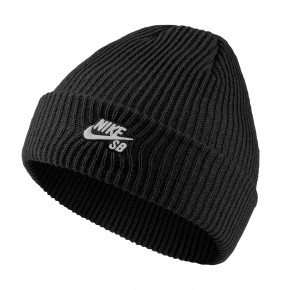 Go to the product Beanies Nike SB Fisherman black/white 2018