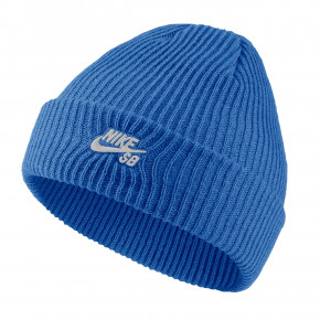 Go to the product Beanies Nike SB Fisherman pacific blue/white 2019