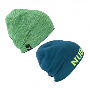 Go to the product Beanies Nugget Riot 2 Reversible petrol blue/safety yellow 2018/2019