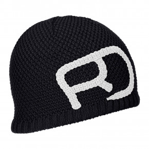 Go to the product Beanies Ortovox Rock'n'wool Beanie black raven 2020/2021