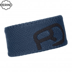 Przejść do produktu Czapka Ortovox Rock'n'wool Headband blue lake 2020/2021