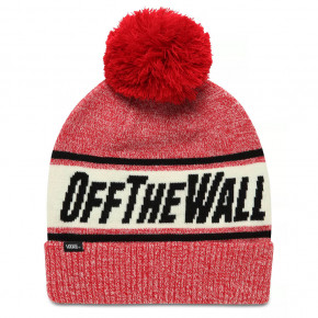 Go to the product Beanies Vans Off The Wall Pom chilli pepper/black 2020